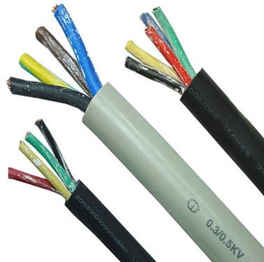上海氟塑料绝缘耐高温控制电缆